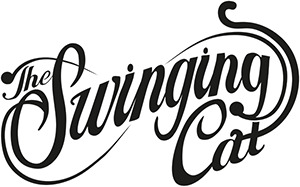 the-swinging-cat_logo